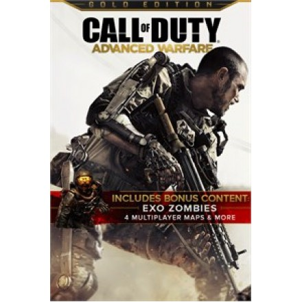 Call of Duty: Advanced Warfare Gold Edition | Xbox ONE