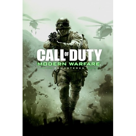 Call of Duty®: Modern Warfare® Remastered | Xbox ONE