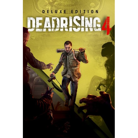 Dead Rising 4 Deluxe Edition | Windows 10