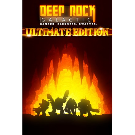 Deep Rock Galactic Ultimate Edition | Xbox ONE