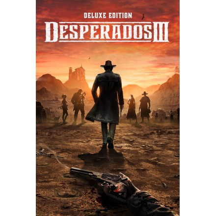 Desperados III Deluxe Edition | Xbox ONE