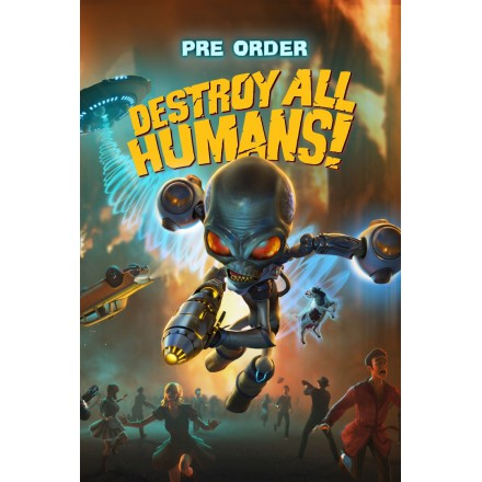Destroy All Humans! | Xbox ONE