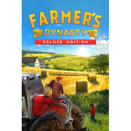 Farmers Dynasty Deluxe Edition | Xbox ONE to rent on rent4.today