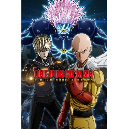 ONE PUNCH MAN: A HERO NOBODY KNOWS | Xbox ONE