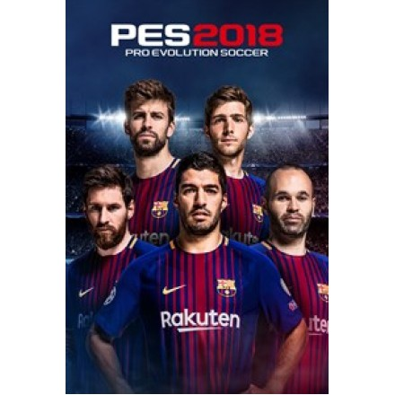 PRO EVOLUTION SOCCER 2018 | Xbox ONE