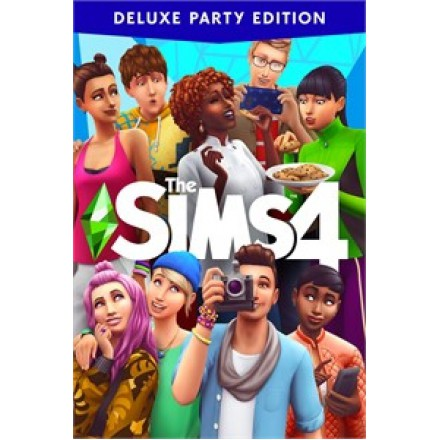 The Sims 4 Deluxe Party Edition | Xbox ONE