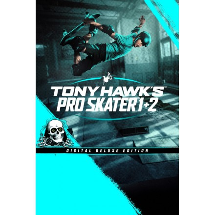 Tony Hawks™ Pro Skater™ 1 + 2 - Digital Deluxe Edition | Xbox ONE