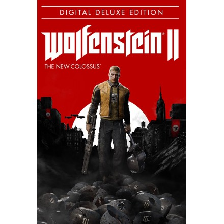 Wolfenstein II: Deluxe Edition | Windows 10