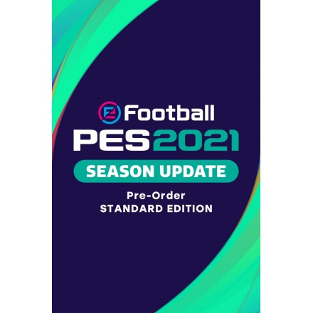 eFootball PES 2021 SEASON UPDATE STANDARD EDITION | Xbox ONE