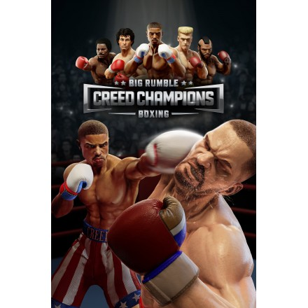 Big Rumble Boxing: Creed Champions   Xbox ONE