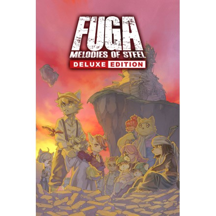 Fuga: Melodies of Steel - Deluxe Edition   Xbox ONE