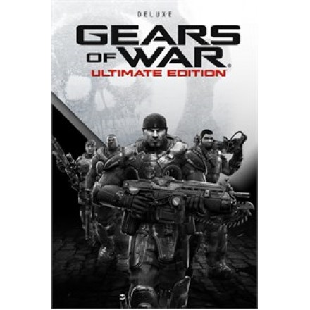 Gears of War Ultimate Edition Deluxe Version | Xbox ONE