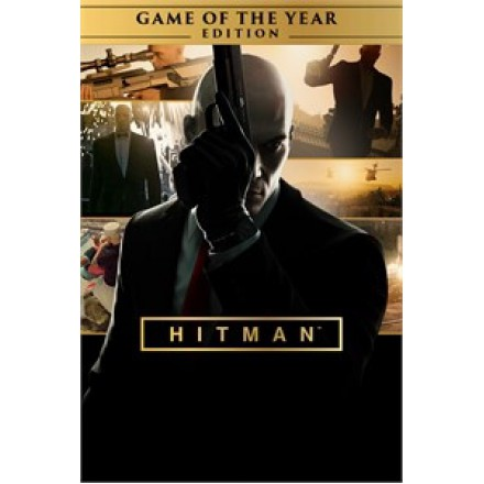HITMAN - Game of the Year Edition   Xbox ONE