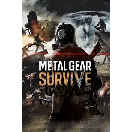 METAL GEAR SURVIVE | Xbox ONE