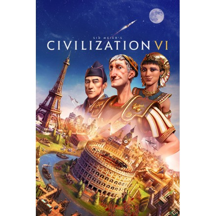 Sid Meiers Civilization VI | Xbox ONE to rent on rent4.today