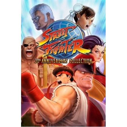 Street Fighter 30th Anniversary Collection | Xbox ONE