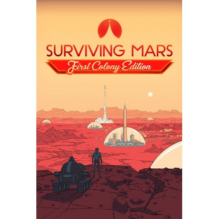 Surviving Mars - First Colony Edition | Windows 10